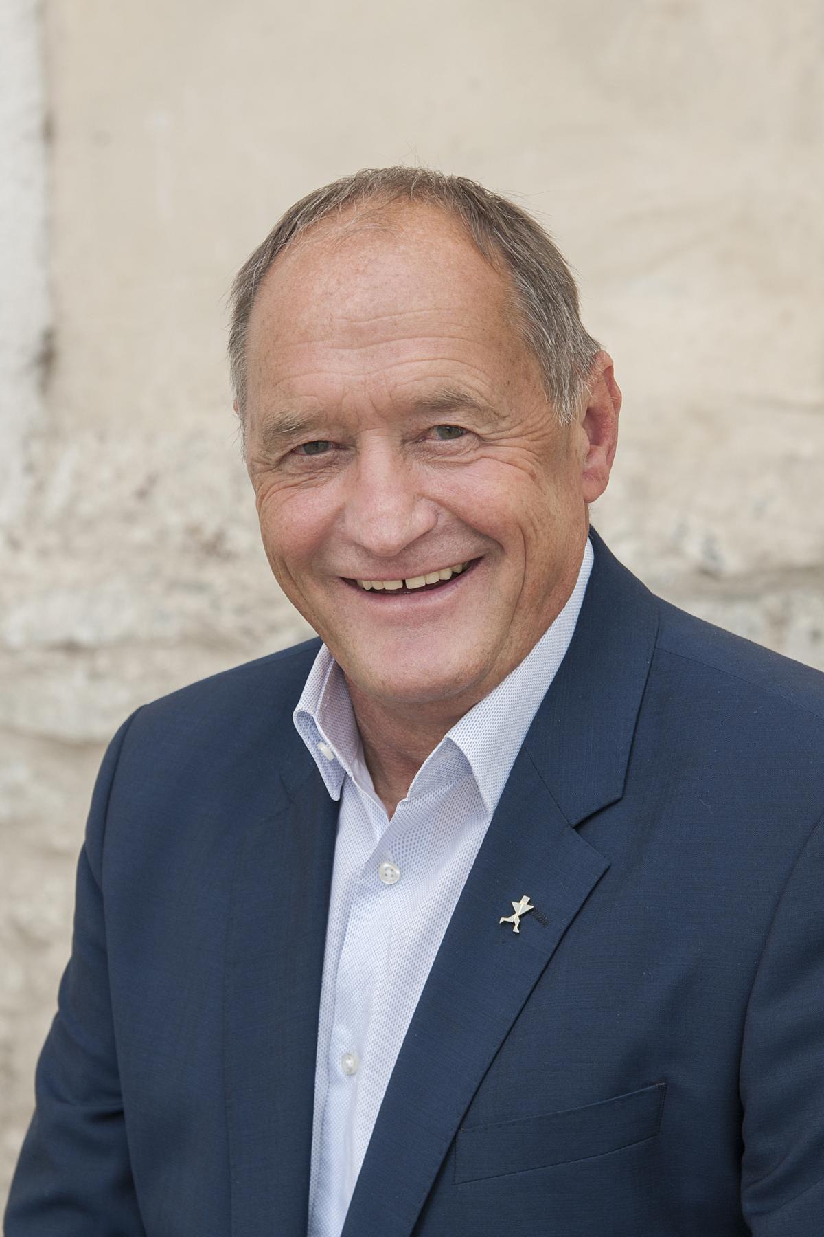 Bürgermeister Kronlechner Josef